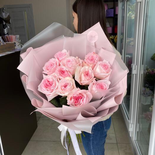 Парфюмированные розы