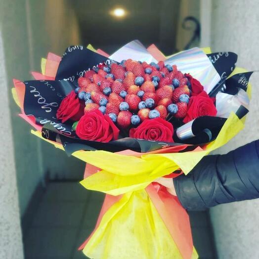 Berry bouquet 🍓 