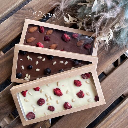 Крафтовый шоколад в ассортименте