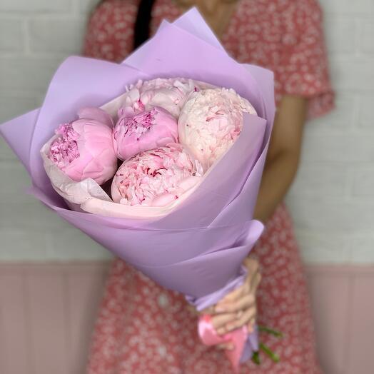 Pink peonies💞