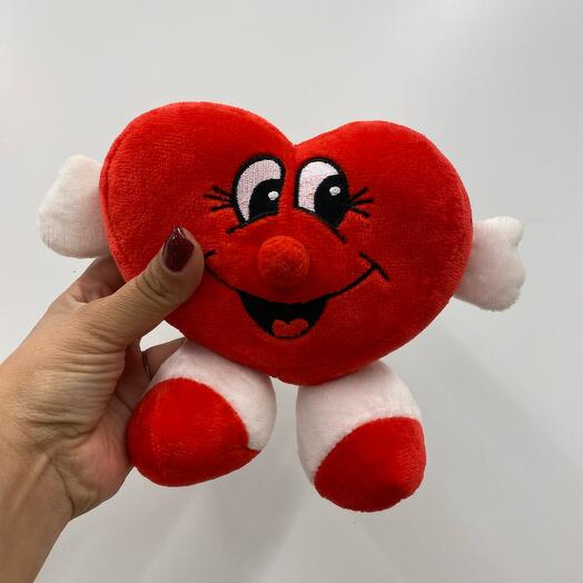 Сердце мягкое
