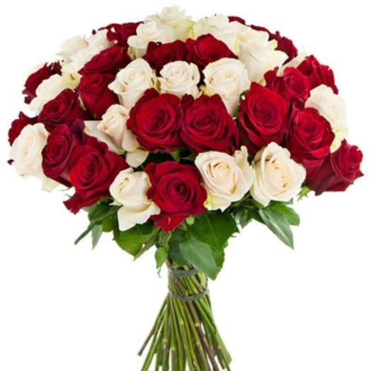 Букет  Моя Любовь: букеты цветов на заказ Flowwow