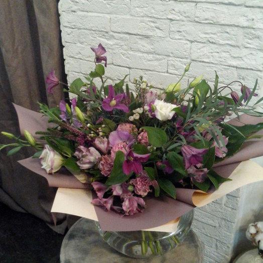 Весна опять пришла: букеты цветов на заказ Flowwow