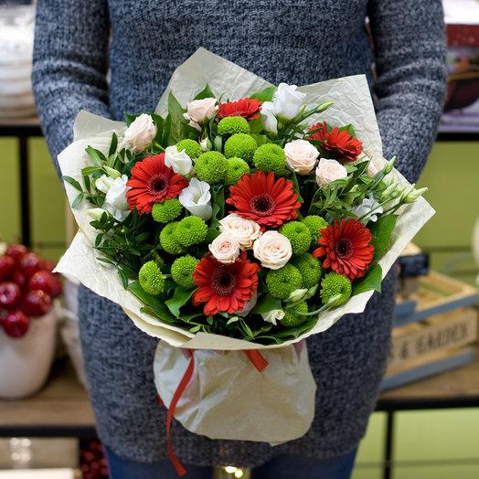 Букет цветов Пенсильвания: букеты цветов на заказ Flowwow