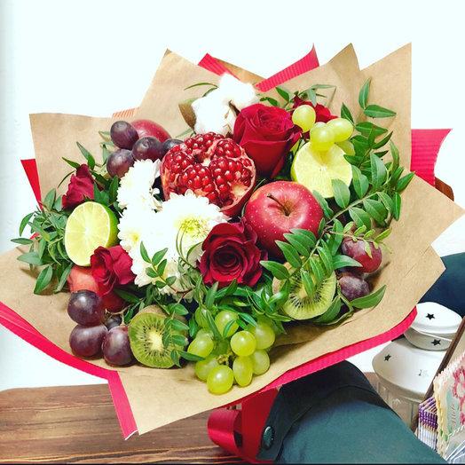 Фруктовый : букеты цветов на заказ Flowwow