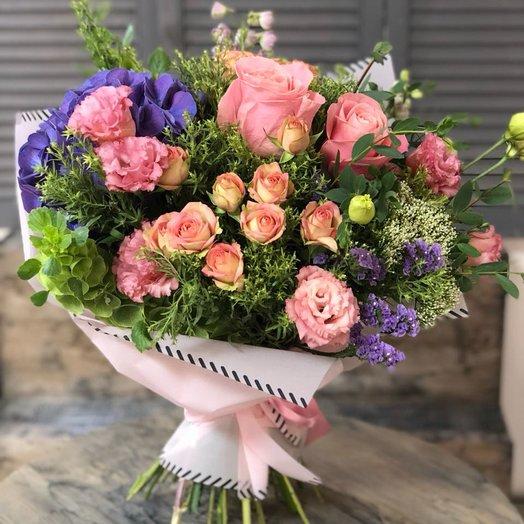 """Букет """" Джой"""": букеты цветов на заказ Flowwow"""