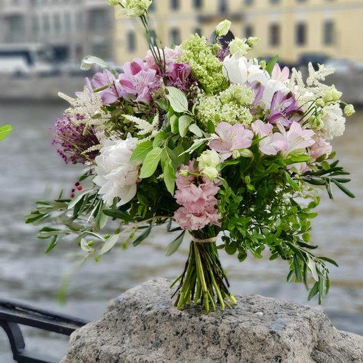 Северная Венеция!: букеты цветов на заказ Flowwow