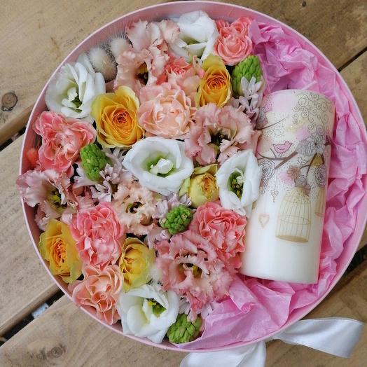 Большое счастье: букеты цветов на заказ Flowwow