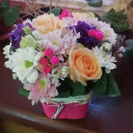 Для тебя 2: букеты цветов на заказ Flowwow