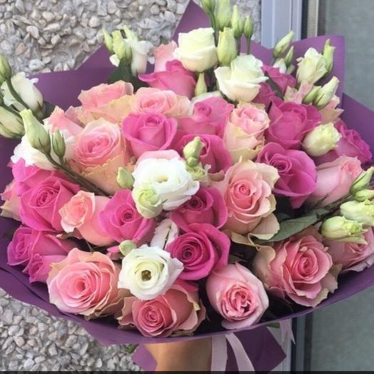 """""""Нежнее"""": букеты цветов на заказ Flowwow"""