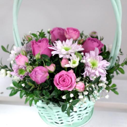 Букет_14: букеты цветов на заказ Flowwow