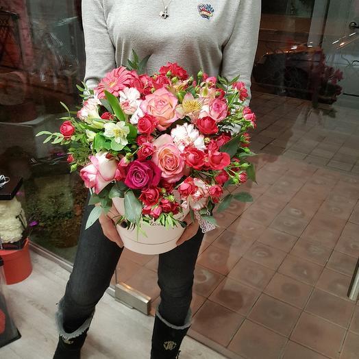 Татьянин день: букеты цветов на заказ Flowwow