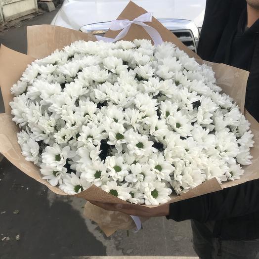Поляна Ромашек: букеты цветов на заказ Flowwow