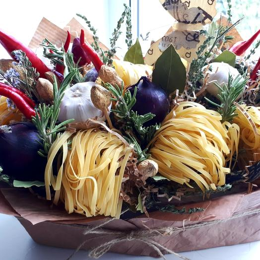 Маленькая Италия: букеты цветов на заказ Flowwow
