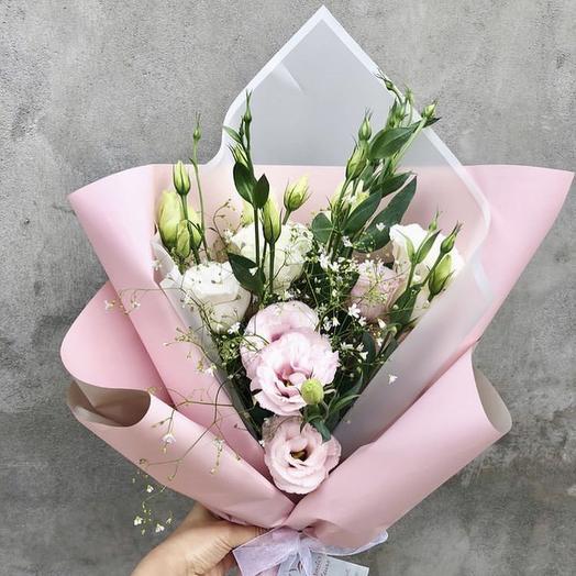 Букет «Комплимент»: букеты цветов на заказ Flowwow