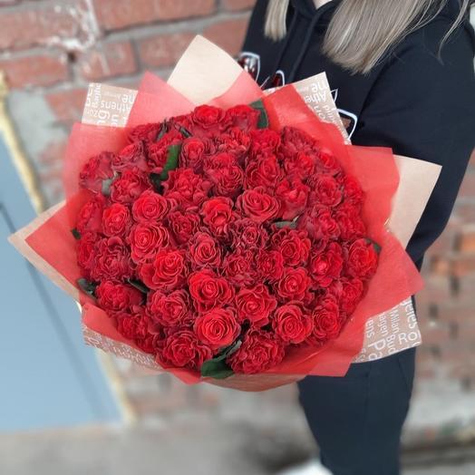 Красота любви Z18: букеты цветов на заказ Flowwow