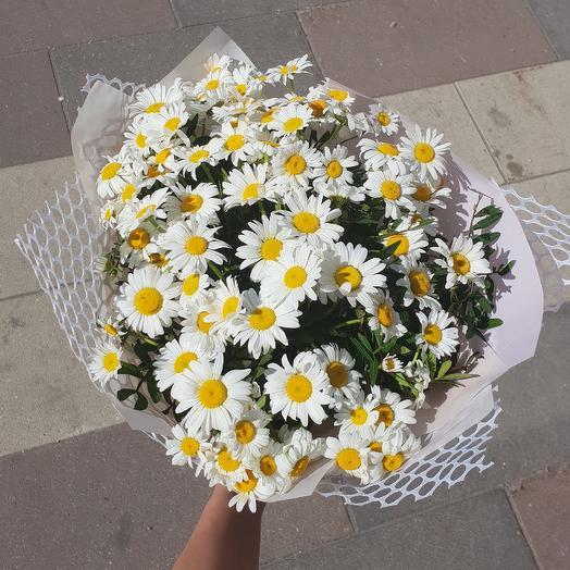 Полевой: букеты цветов на заказ Flowwow