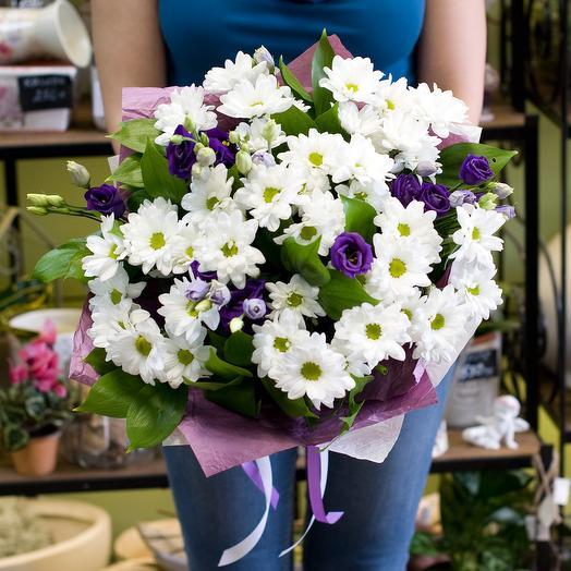 Белая сказка: букеты цветов на заказ Flowwow