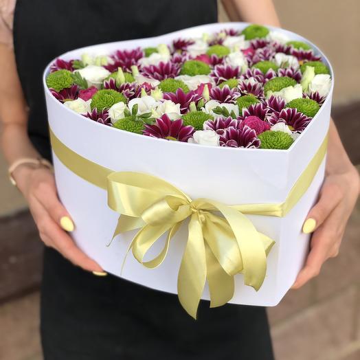 Красота момента: букеты цветов на заказ Flowwow