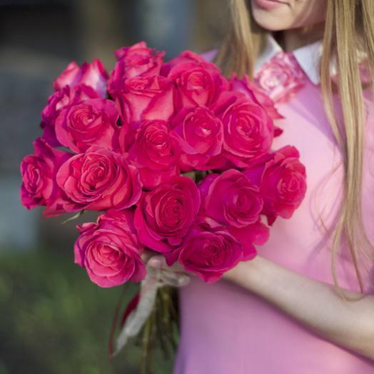 "Букет ""Моей Любимой"": букеты цветов на заказ Flowwow"