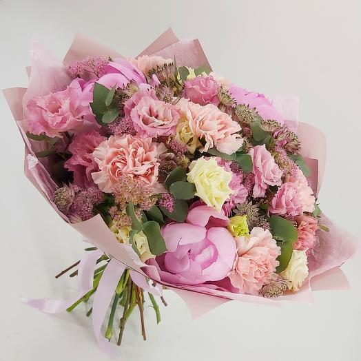 Диана: букеты цветов на заказ Flowwow