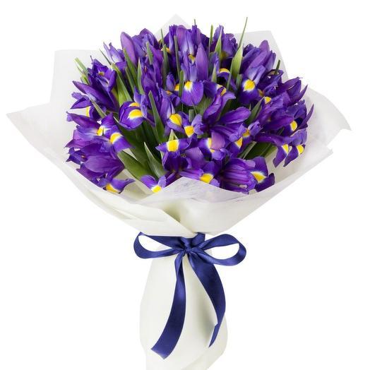 Ультрамарин: букеты цветов на заказ Flowwow