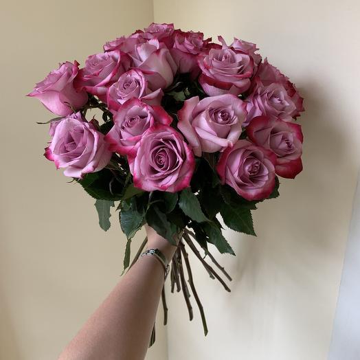23 высокие розы: букеты цветов на заказ Flowwow