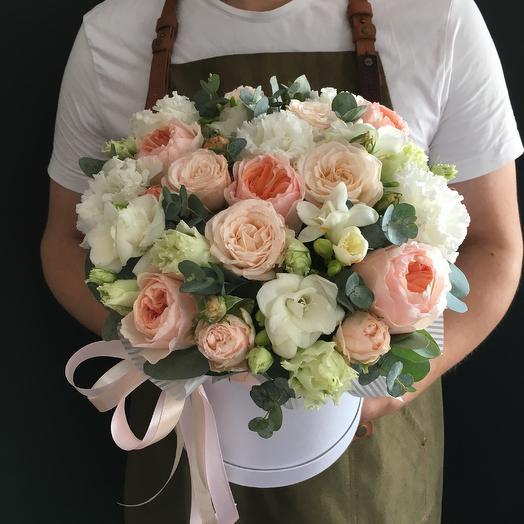 Милая Джульетта: букеты цветов на заказ Flowwow