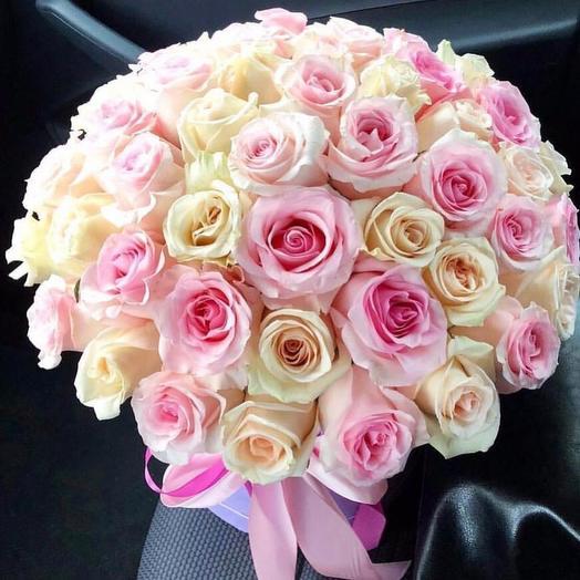 Теплая любовь: букеты цветов на заказ Flowwow