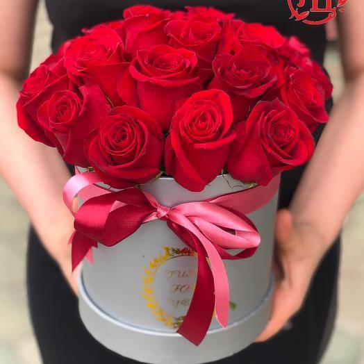 25 роз Эквадор: букеты цветов на заказ Flowwow