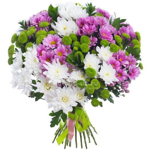Букет   060: букеты цветов на заказ Flowwow