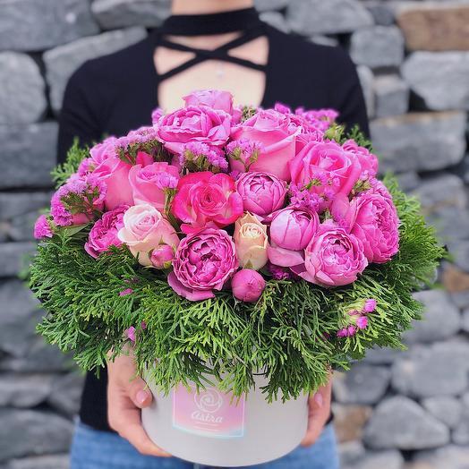 Баблс: букеты цветов на заказ Flowwow
