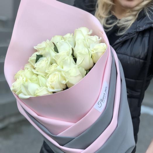 Розы косичка