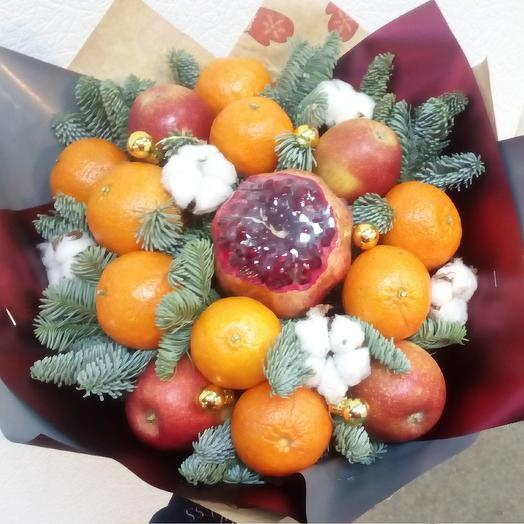 Фруктовый бриз: букеты цветов на заказ Flowwow