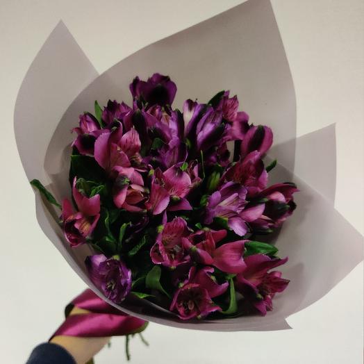 Букет 103: букеты цветов на заказ Flowwow