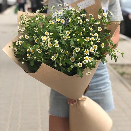 Полевые цветы: букеты цветов на заказ Flowwow