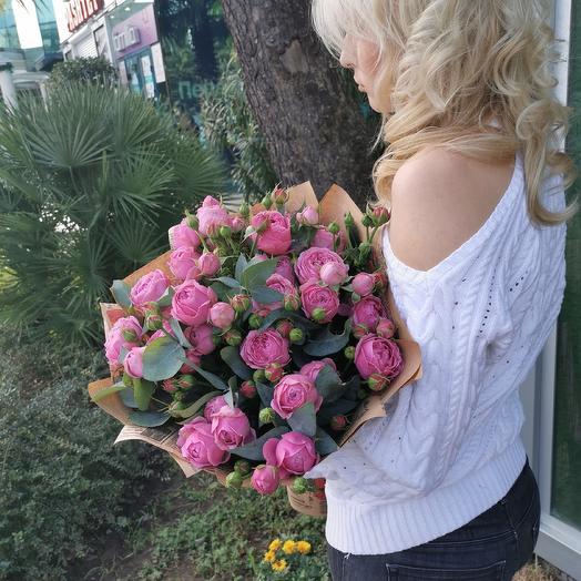 Мiss: букеты цветов на заказ Flowwow