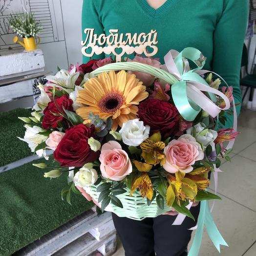 Музыка цветов: букеты цветов на заказ Flowwow