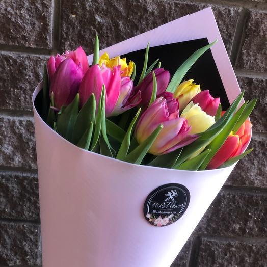 15 Тюльпанов MIX