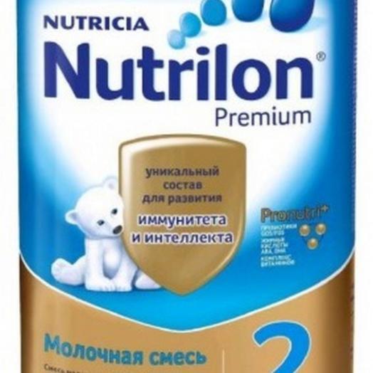 Смесь молочная сухая Nutrilon Premium 2 С 6 месяцев 800 гр