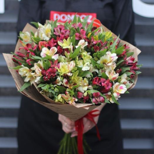 "Bouquet Mix "" Alstroemeria»"