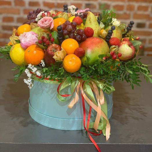 Коробка фруктовая «зодиак»