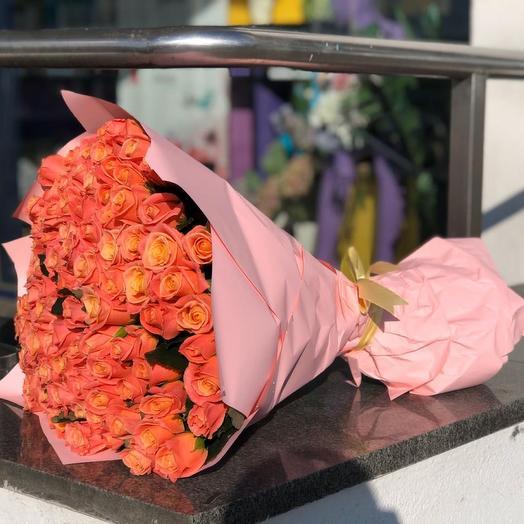 101 Роза люкс