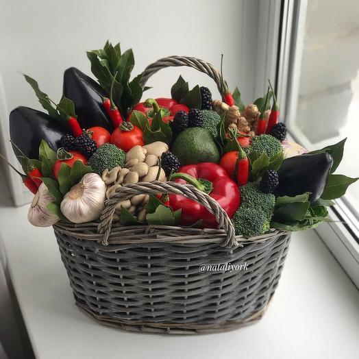 Овощная радость