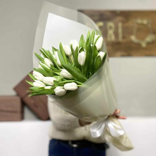 Букет тюльпанов Белла