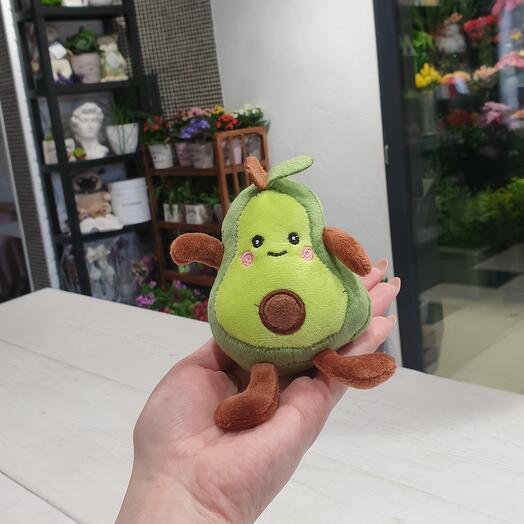 Авокадо брелок