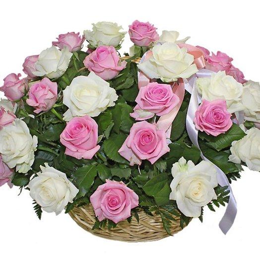 Букет 31: букеты цветов на заказ Flowwow