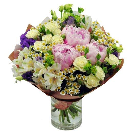 Букет Портофино: букеты цветов на заказ Flowwow