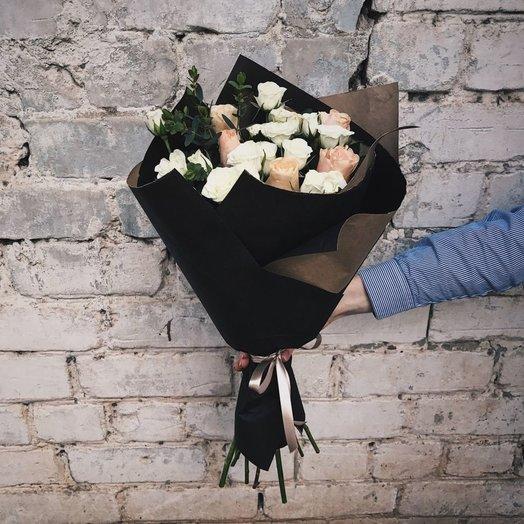 Букет Шах и мат: букеты цветов на заказ Flowwow