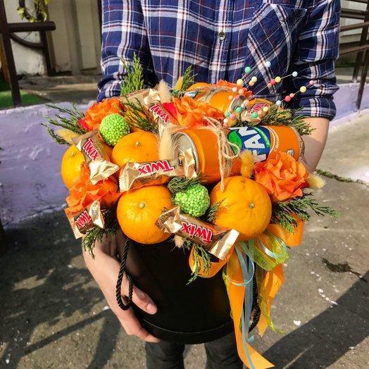 Фанта Бум: букеты цветов на заказ Flowwow